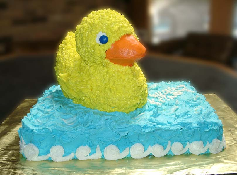Help With Wilton 3d Rubber Ducky Pan Please Cakecentral Com