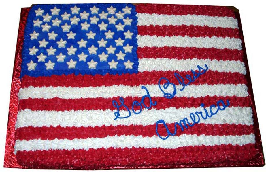 flag jpg american flag cake return to creative cakes home